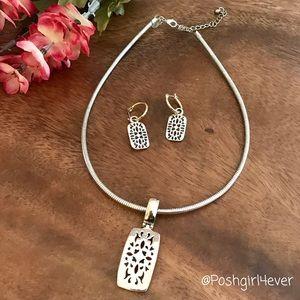 Premiere Designs Necklace & Earring Set